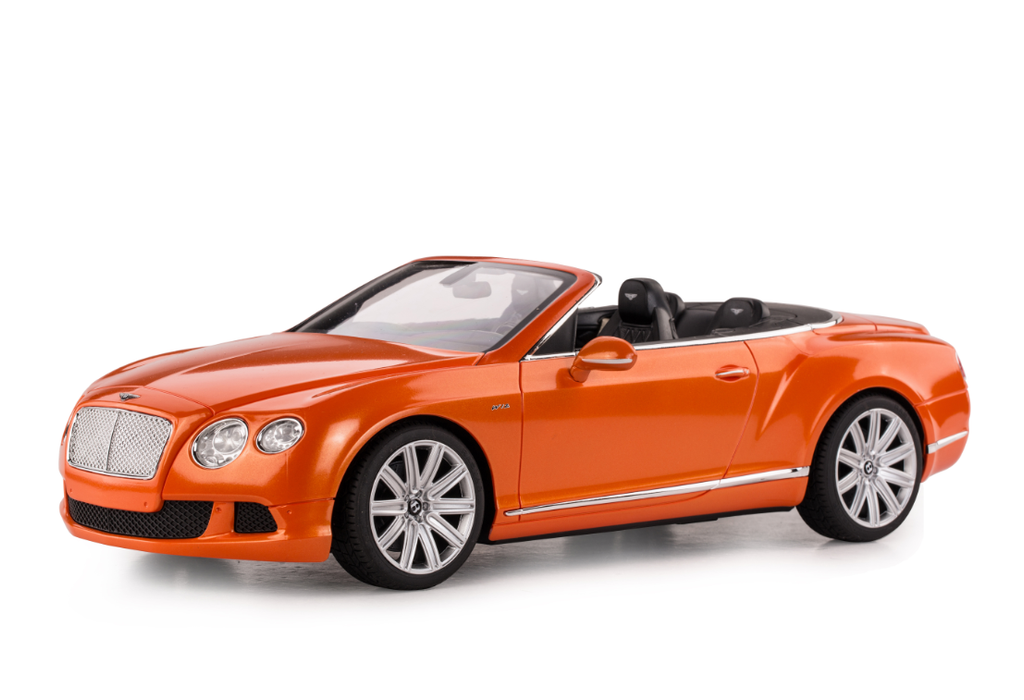 Rastar 49900 1:12 Bentley Continetal GT speed convertible RC Radio Remote Control Car - GADGET EXPRESS®