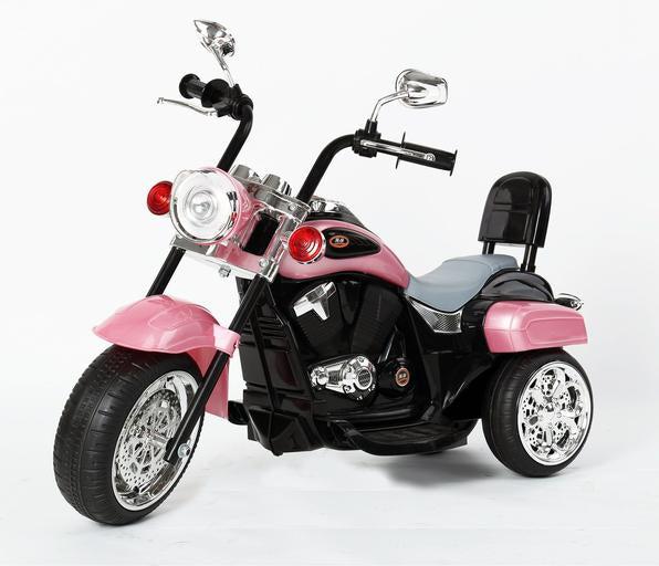 "6V 4.5A Electric Ride on ""Harley Style"" Trike (4 colors) - TR1501 - GADGET EXPRESS®"