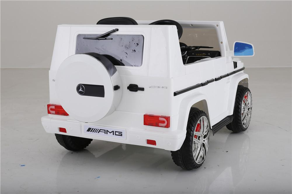 PALLET OF 6 - GRADED RETURNED Mercedes-Benz Electric Ride On Car  (Model: LS528 ) - GADGET EXPRESS®