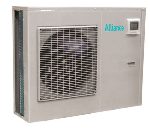 8KW POOL HEAT PUMP