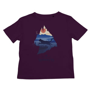 ShadowClan Epic Head Kids T-Shirt