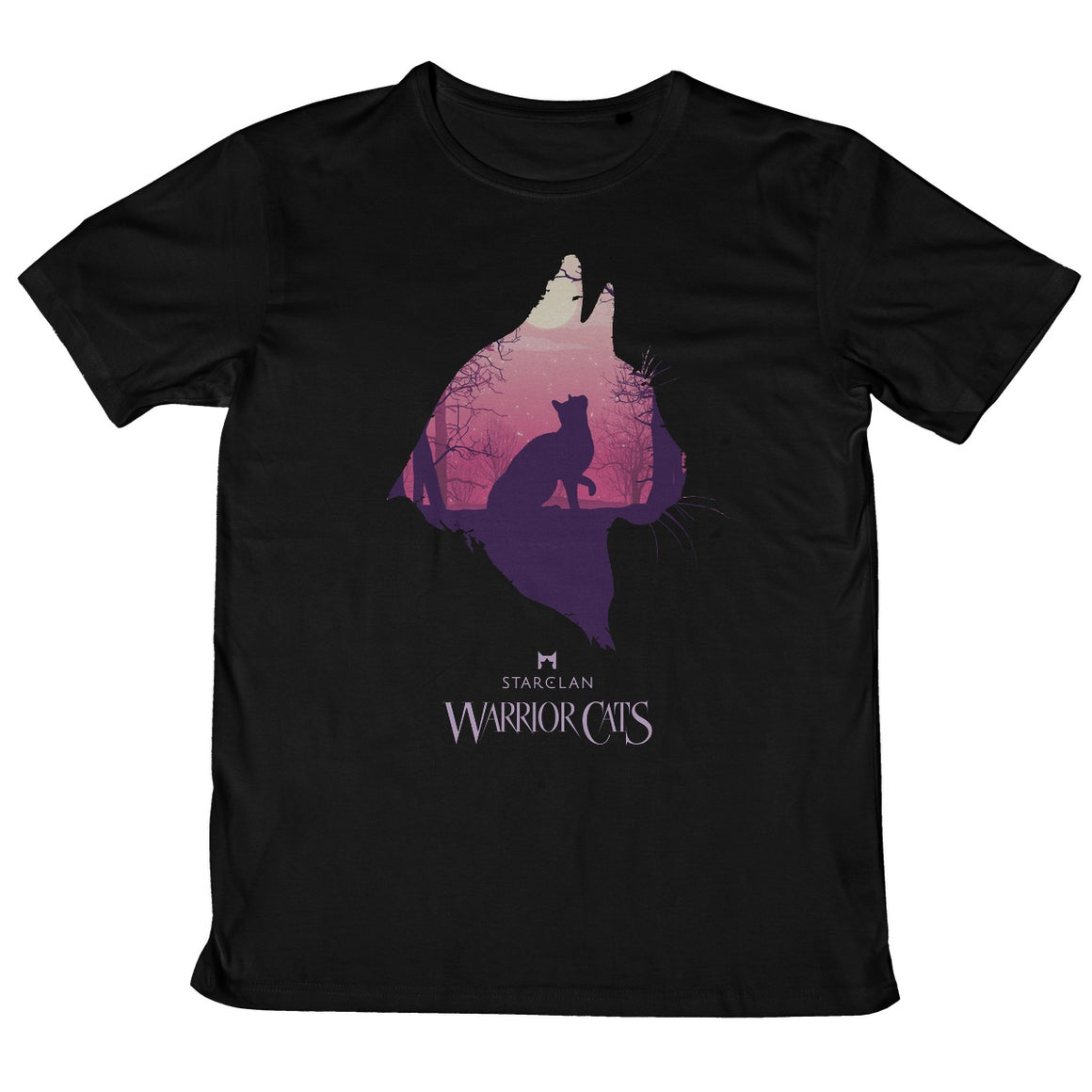 StarClan Epic Head Adult T-Shirt