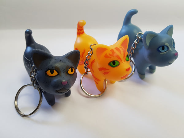 Keychain Set Of 3