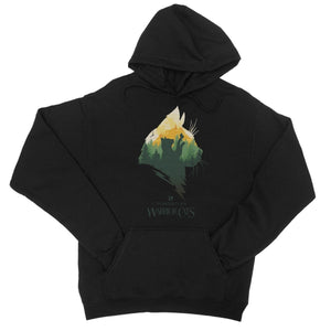 OFFER ThunderClan Epic Head Adult Hoodie