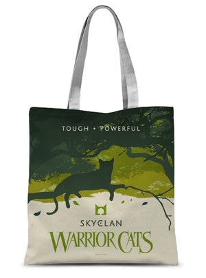 SkyClan Epic Poster Tote Bag