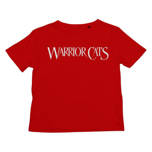 Warrior Cats Logo Kids Retail T-Shirt