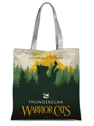 ThunderClan Epic Poster Tote Bag