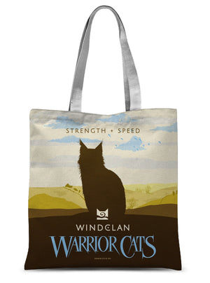 WindClan Epic Poster Tote Bag