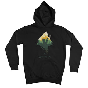 ThunderClan Epic Head Youth Hoodie