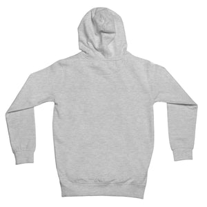 OFFER WindClan Icon Youth Hoodie Heather Grey