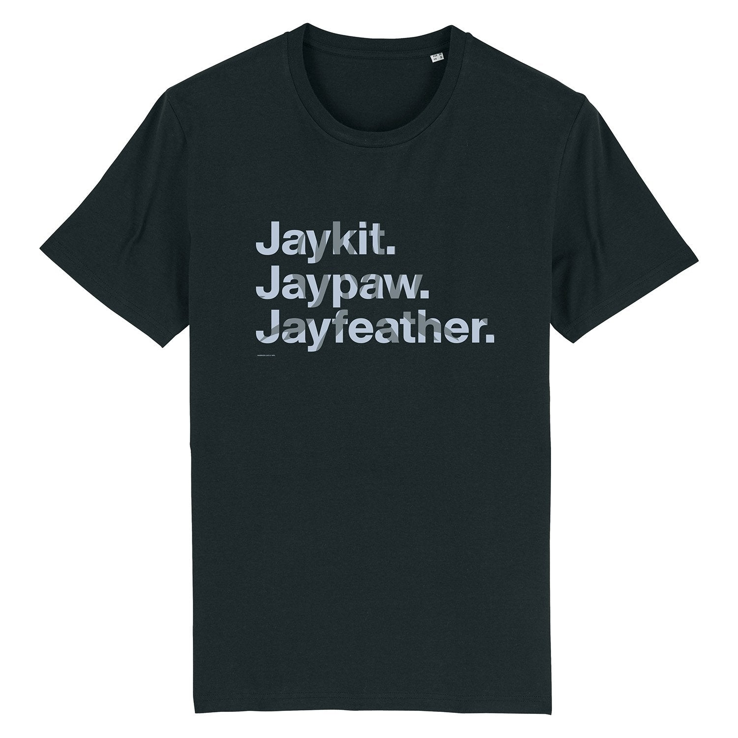 Character Names - Jayfeather - Youth Unisex T-Shirt