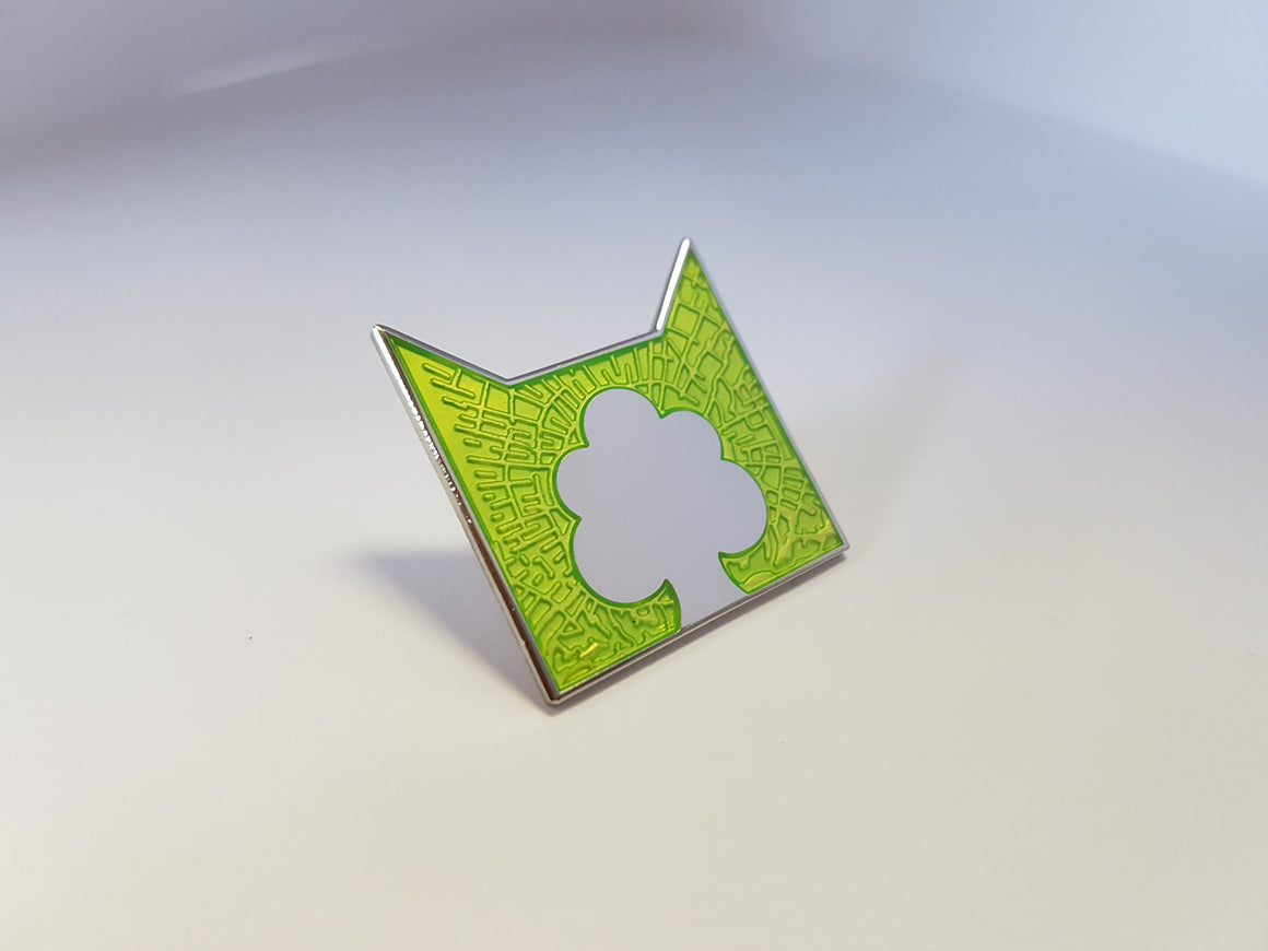 SkyClan Collector's Pin Badge