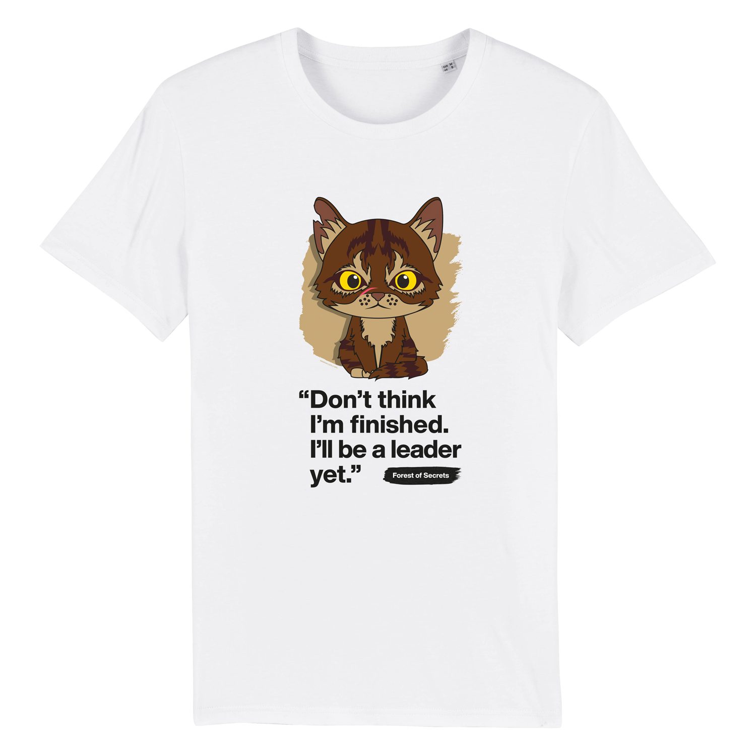 Don't think I'm finished - Tigerstar - Youth Unisex T-Shirt