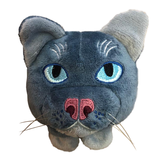 Mistystar - Mini-Plush Head - In stock now