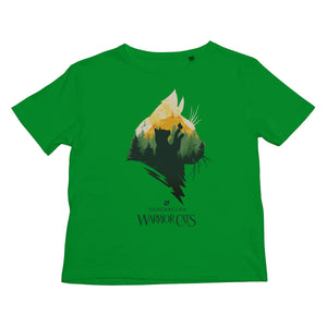 ThunderClan Epic Head Kids T-Shirt