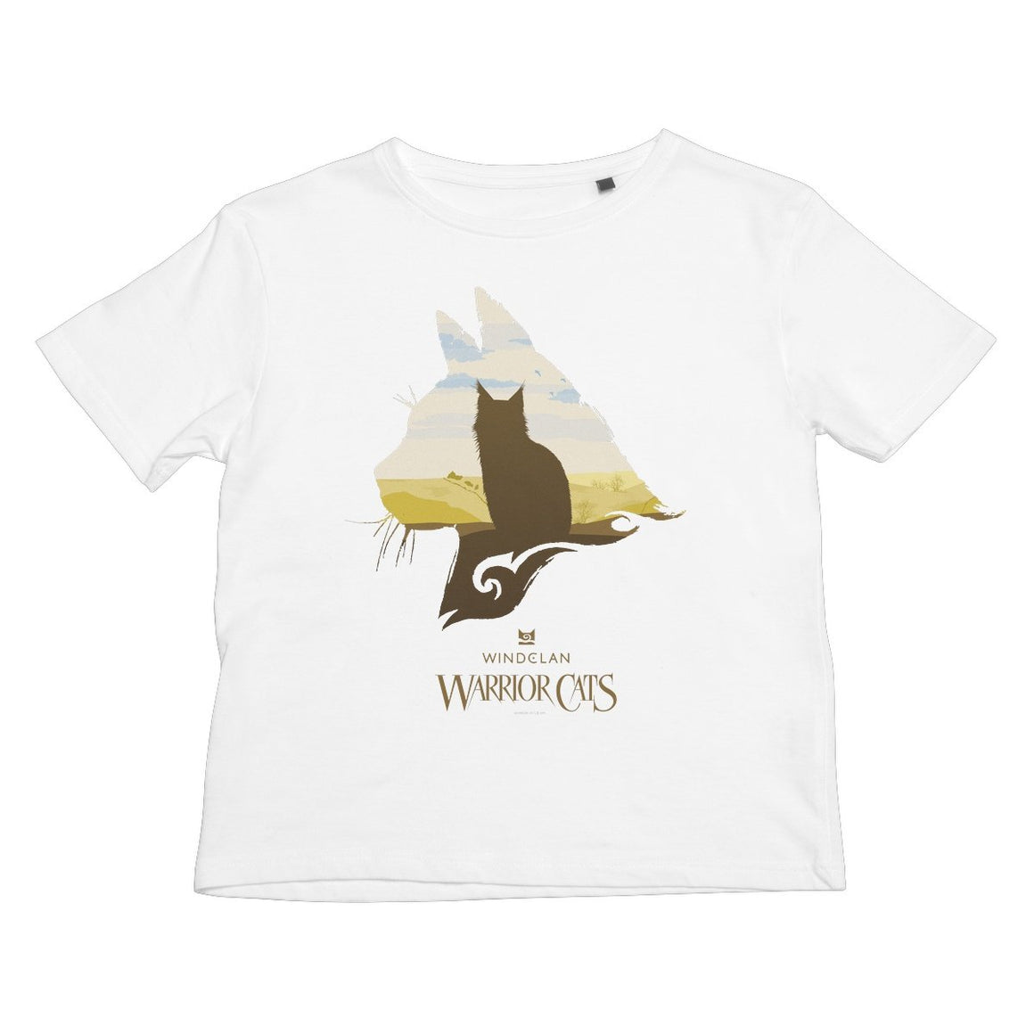 OFFER WindClan Epic Head Kids T-Shirt
