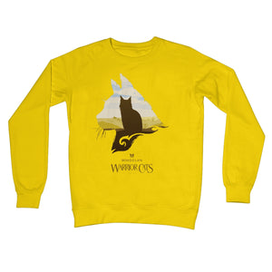 WindClan Epic Head Adult Sweatshirt