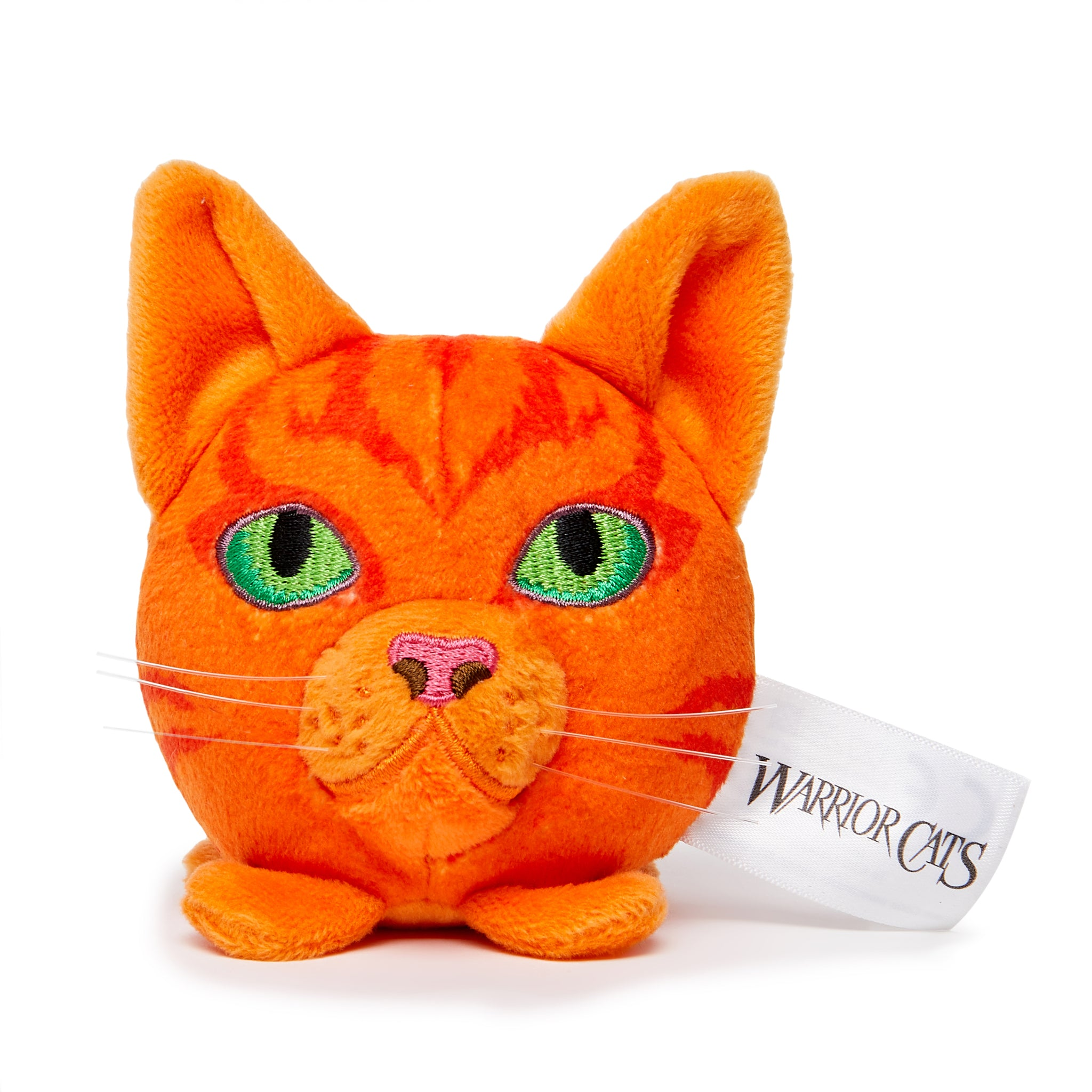 Firestar Mini-Plush Head