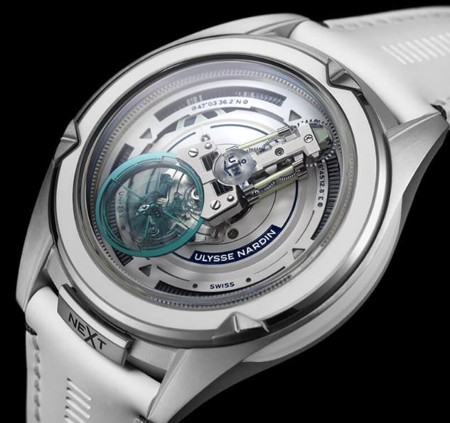 Freak Next by Ulysse Nardin