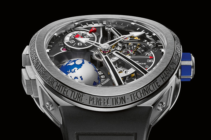 Greubel Forsey GMT Sport Watch