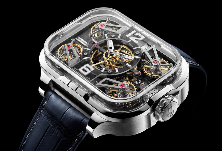 Harry Winston Histoire de Tourbillon 10 Watch