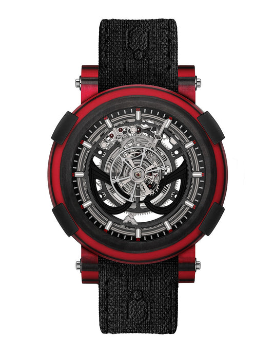 RJ Teams with Marvel for Arraw Spider-Man Tourbillon