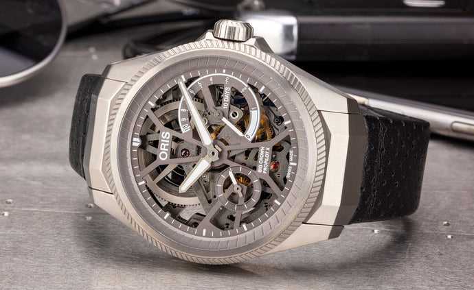 Oris Unveils Their Most Ambitious Watch Yet: The Big Crown ProPilot X Calibre 115