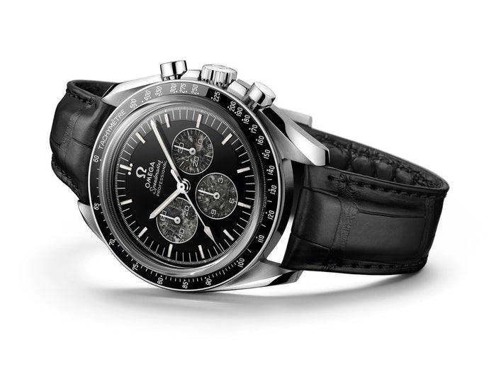 Omega announces the new Speedmaster Moonwatch to celebrate the Moon landing anniversary