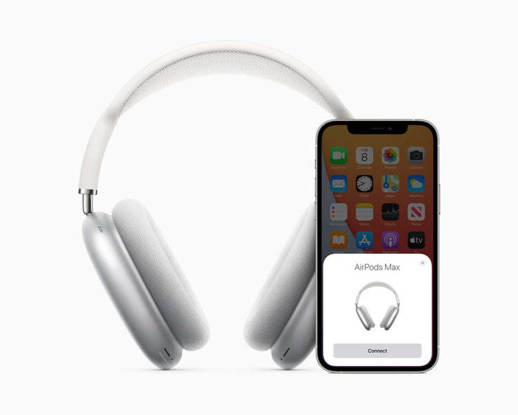 Apple AirPods over-ear wireless headphones