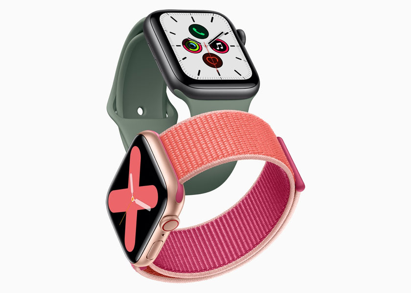 Apple launches the Watch Series 5 with an always-on display