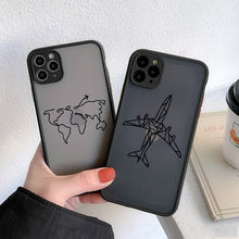 Load image into Gallery viewer, Cartoon Travel Case for iPhone 11-12