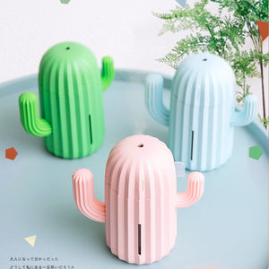 LED Cactus USB Humidifier