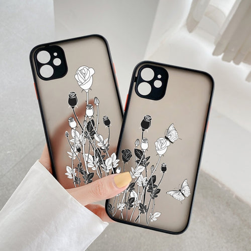 Flower Case for iPhone 11-12