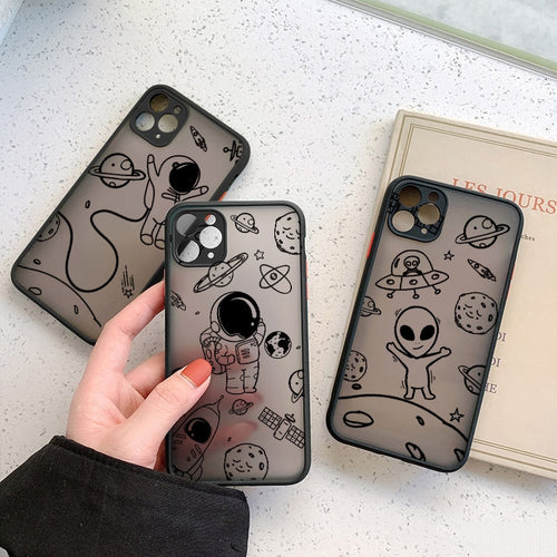 Little Astronaut Case for  iPhone 11-12