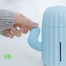 Load image into Gallery viewer, LED Cactus USB Humidifier