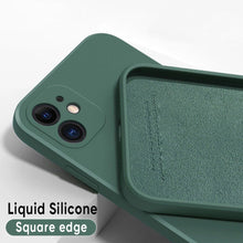 Load image into Gallery viewer, iPhone 12  Deluxe Soft Silicone Case