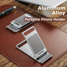 Load image into Gallery viewer, Aluminium Phone Holder