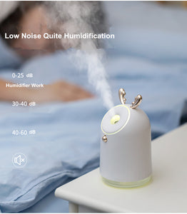 Wireless Cute Air Humidifier - My eTech