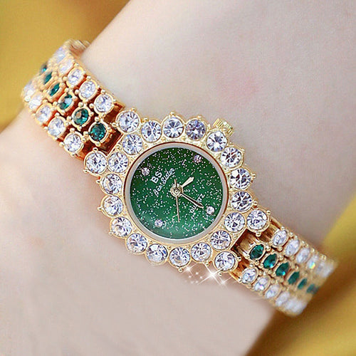 Crystal Diamond Ladies Watch - My eTech