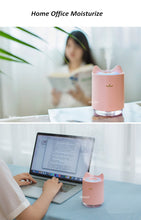 Load image into Gallery viewer, 320ml Mini Cat USB Aroma Diffuser - My eTech