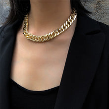 Load image into Gallery viewer, Hip Hop Curb Simple  Necklace - My eTech