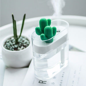 Clear Cactus  160ML Ultrasonic Air Humidifier - My eTech