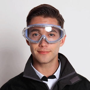 Transparent Safety Goggles - My eTech