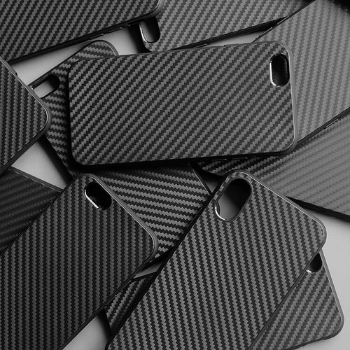 Carbon fiber soft case for iPhone - My eTech