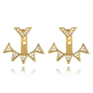 Sparking Crystal Earring - My eTech