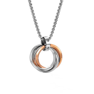 Three circle necklace - My eTech