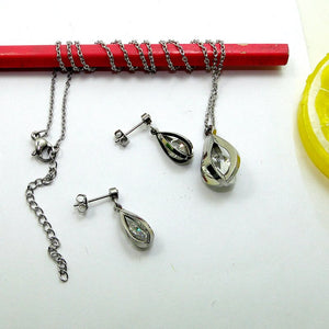 Lantern Pendant Necklace Set - My eTech