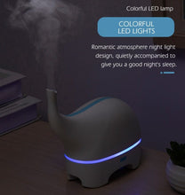 Load image into Gallery viewer, Funny Elephant Portable Air Humidifier - My eTech