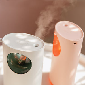 Air Humidifier Stress Relieve with Nature Bird Song - My eTech