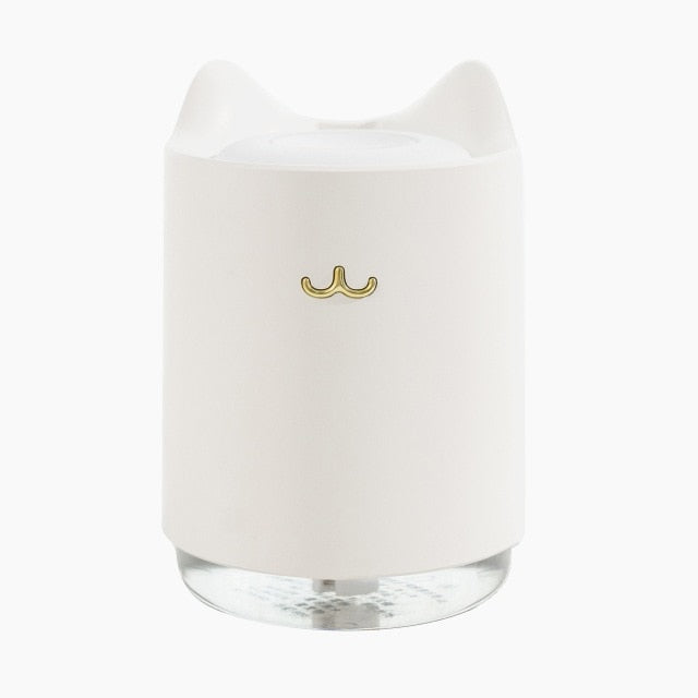 320ml Mini Cat USB Aroma Diffuser - My eTech